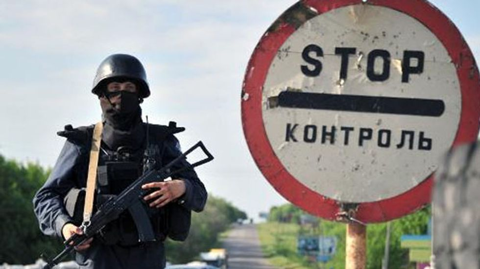 UN warns of 'alarming' rights situation in Ukraine as vote looms