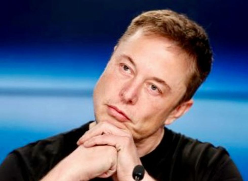 Tesla's Elon Musk is sued for defamation by Thai cave rescuer over 'pedo' tweet