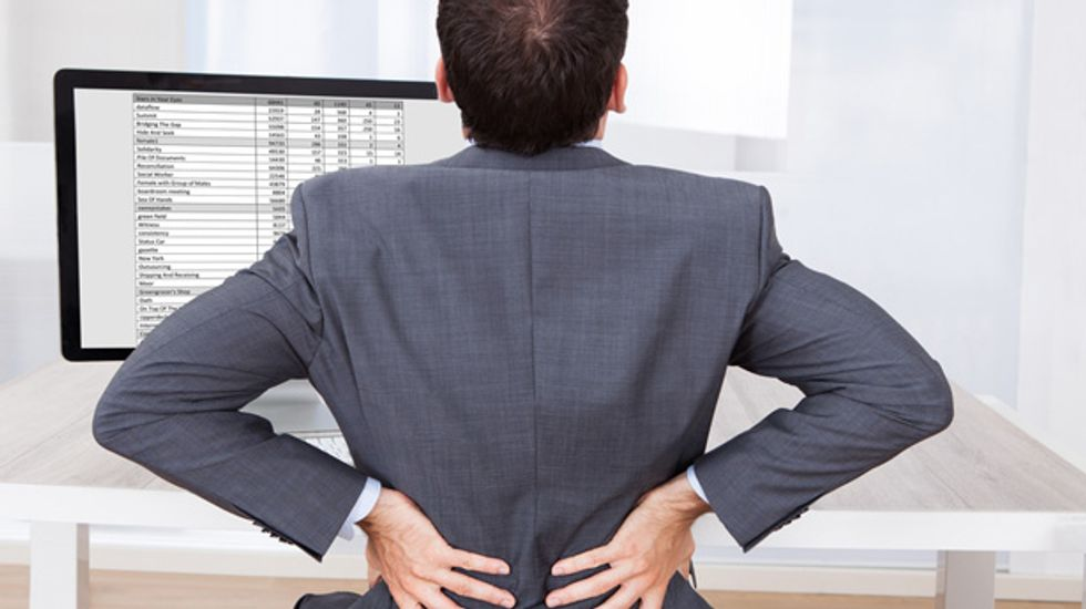 Upright desks and treadmills at work – is standing really better for you?