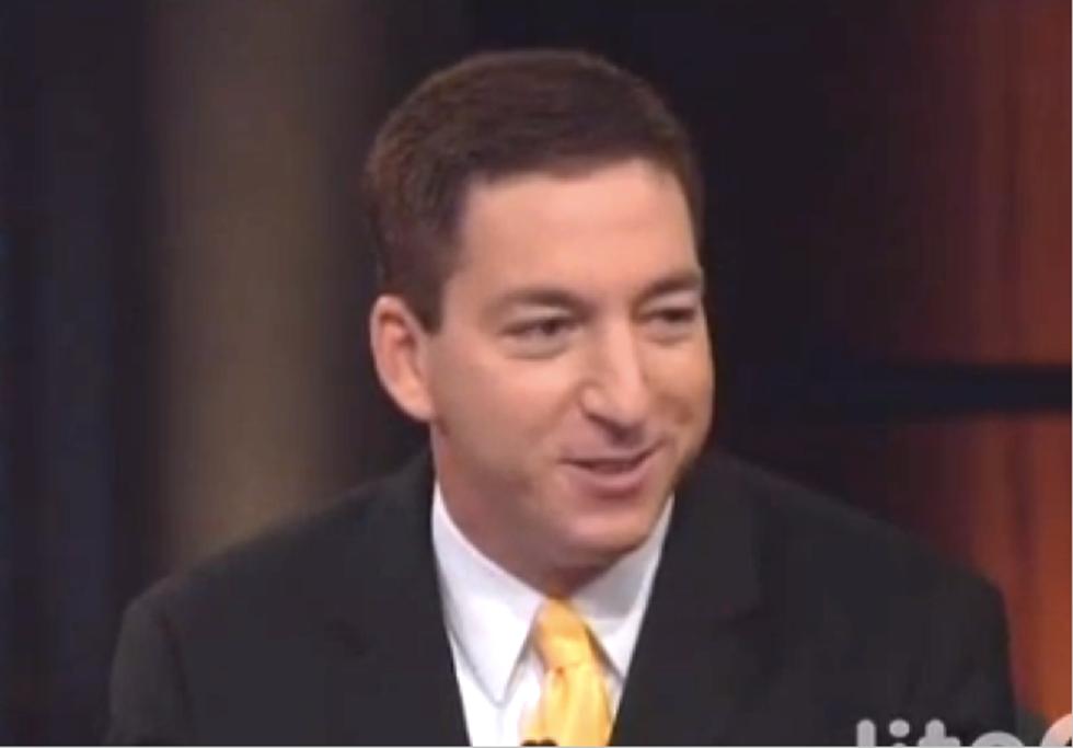 'That is total bullsh*t!': Glenn Greenwald and Iraq War vet square off on Snowden leaks