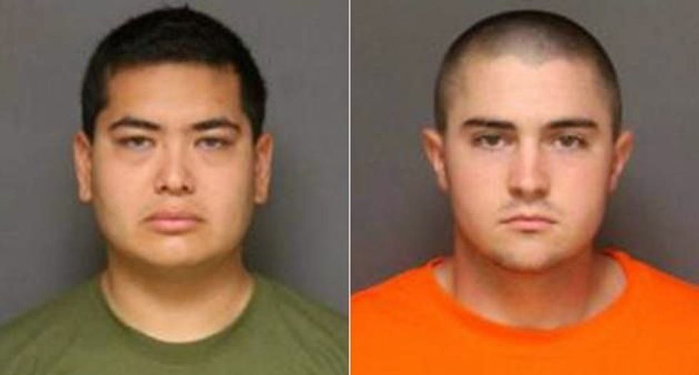 Two California men charged in suspected murder among 'furries'