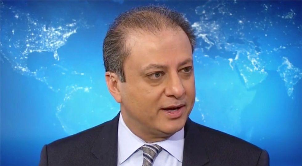 CNN's Preet Bharara nails how Trump's 'hand-picked' federal prosecutors turned on him with Cohen raid