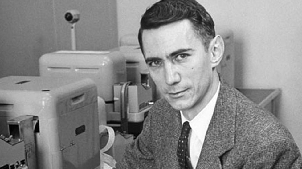 Without Claude Shannon, there would have been no Internet