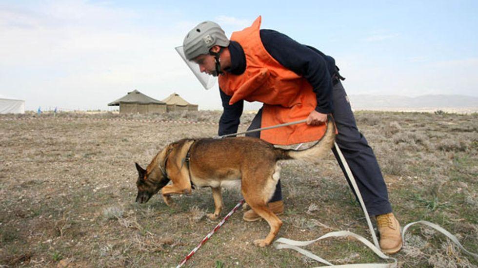 Despite huge civilian casualties, U.S. still won't support international ban on landmines