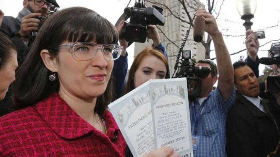 Ordain Women leader, Kate Kelly, excommunicated by Mormon church