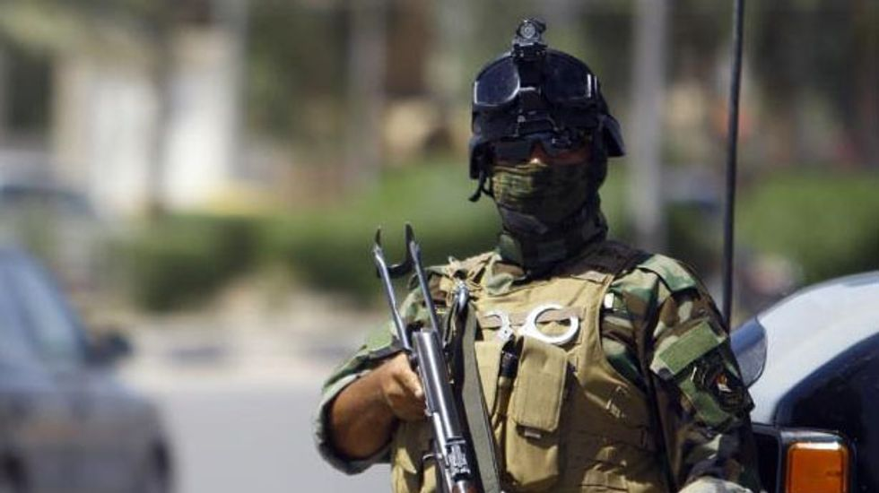 'Hundreds' of Iraqi soldiers killed by Sunni militants: official
