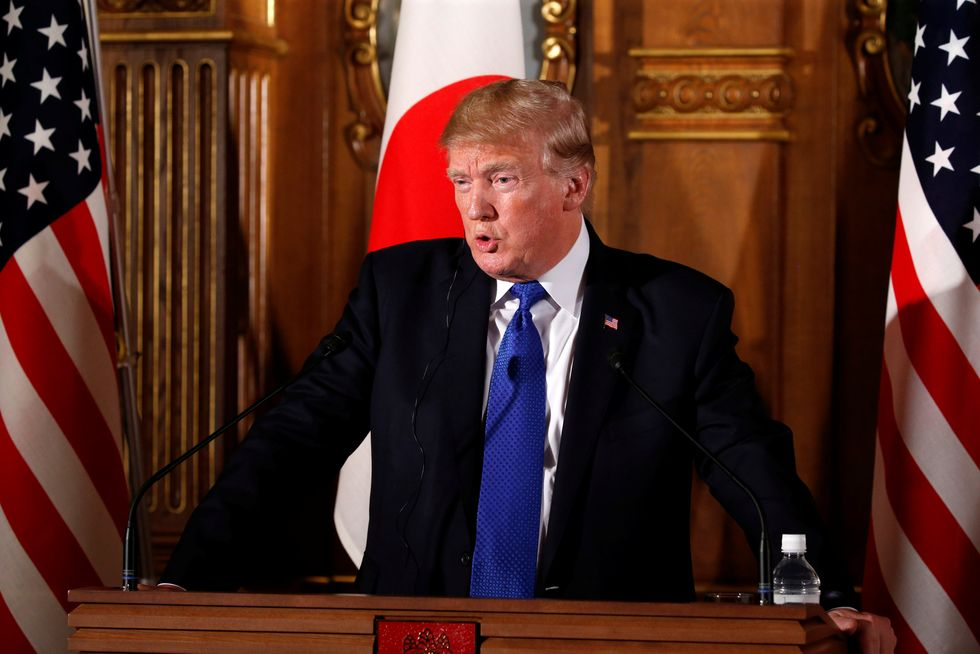Trump threatened to send 25 million Mexicans to Japan: report