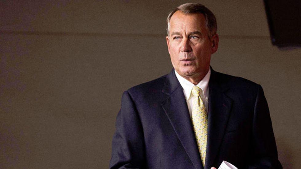 Boehner: House Republicans weighing U.S. Export-Import Bank renewal