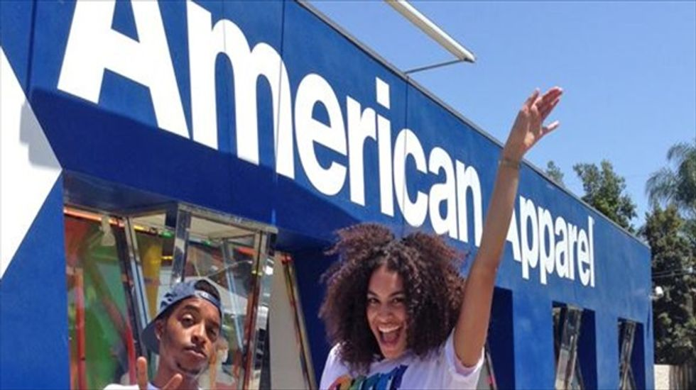 Report: American Apparel's suspended CEO seeks arbitration hearing