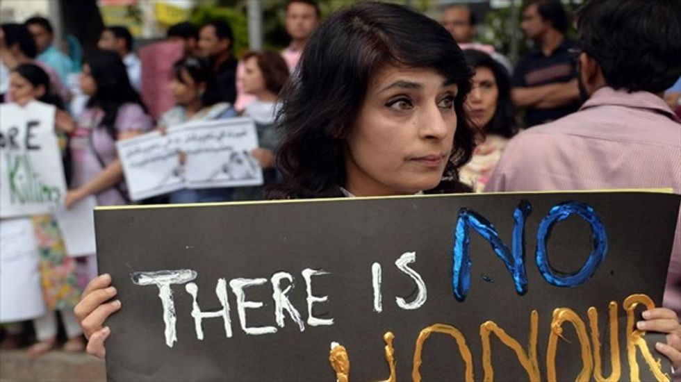 Australian festival cancels discussion on whether 'honor killings' are justifiable