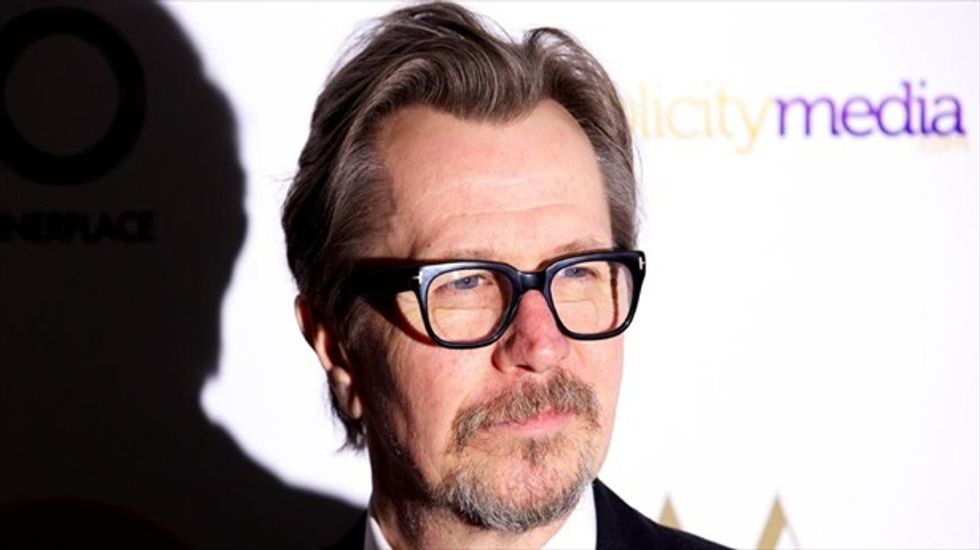 Jewish groups blast actor Gary Oldman for 'anti-Semitic' comments