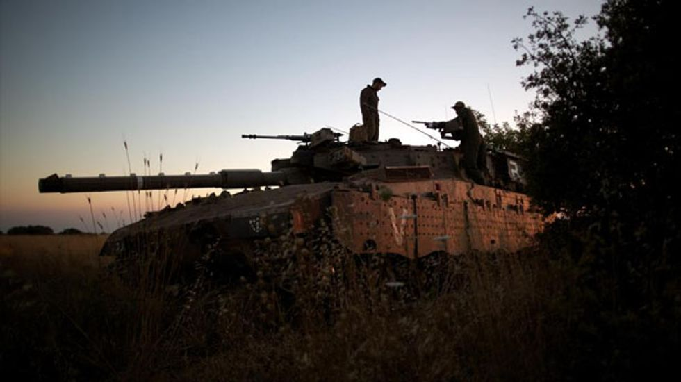 Israel claims Assad's forces behind cross-border attack that killed teen