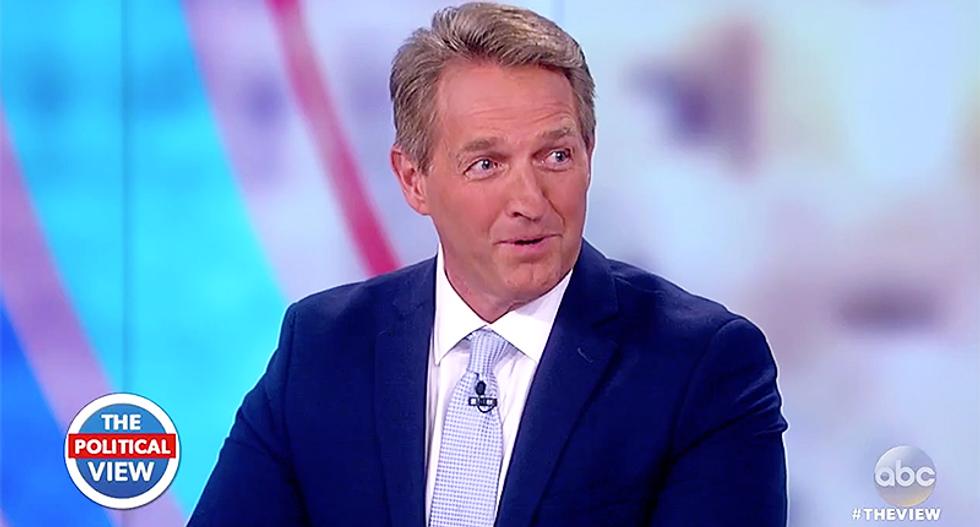 US senators rip Trump over his attacks on the media