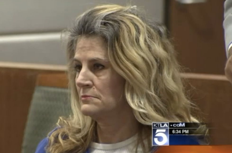 Police: West Hollywood salon owner sought Neo-Nazis to kill her gay, Latino competitor