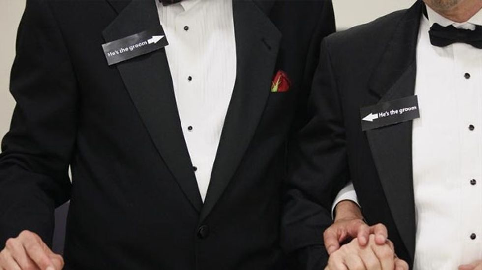 Courts strike down same-sex marriage bans in Indiana and Utah