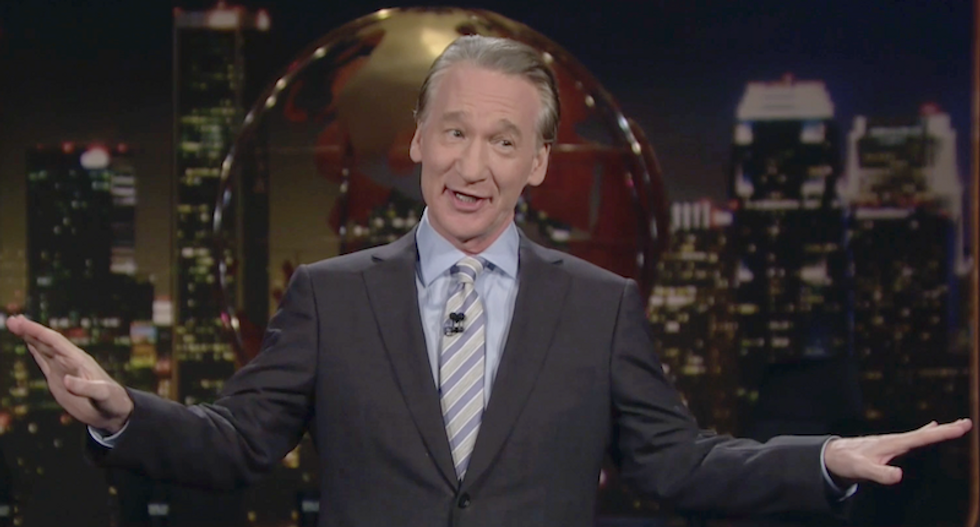 Bill Maher slams Trump's fake calls for civility -- and explains 'the Sarah Huckabee Sanders diet'