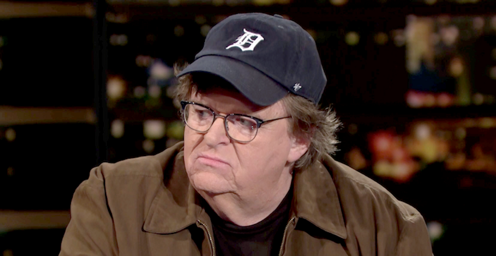 Michael Moore: Trump knows exactly what he's doing when he encourages 'nationalist' violence against Democrats