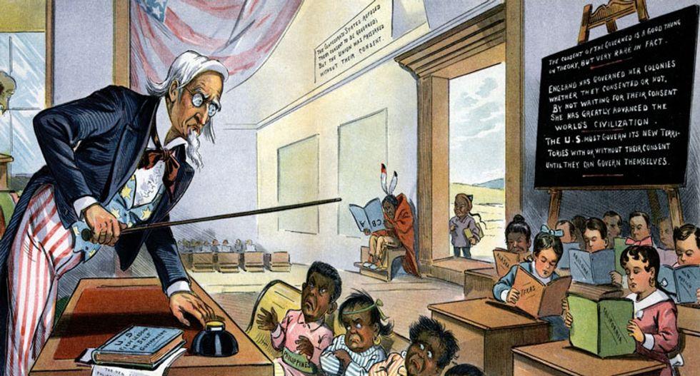 How imperialism and eugenics during America's Progressive Era spawned international drug control