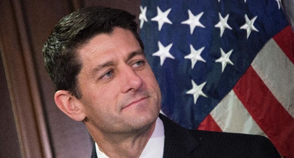 Here's how Paul Ryan becomes the next president of the United States