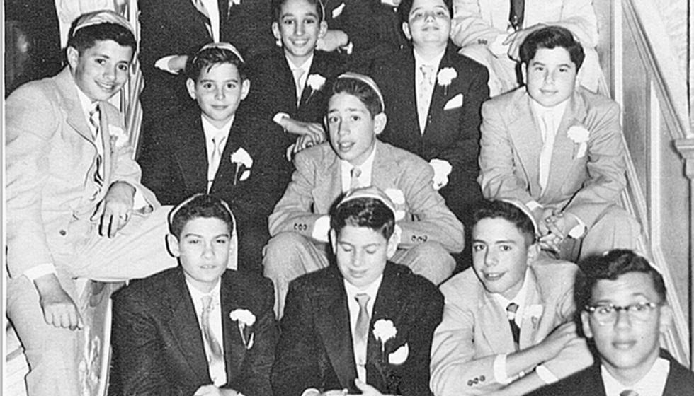 The Original Bernie Bro: Childhood friend recalls Sanders' schoolyard prowess, shyness and crushes