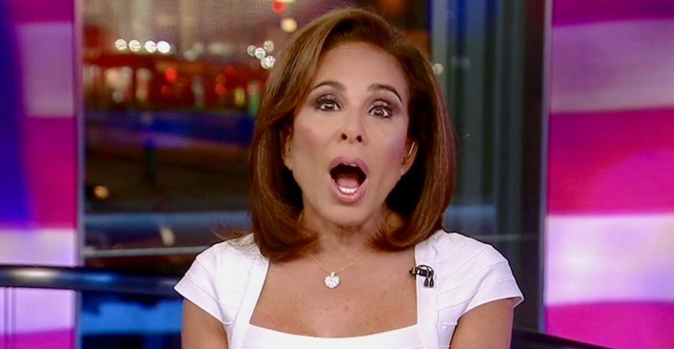 'Cynthia are you stupid?': Fox News host Judge Jeanine Pirro freaks out on Cynthia Nixon about ICE comments