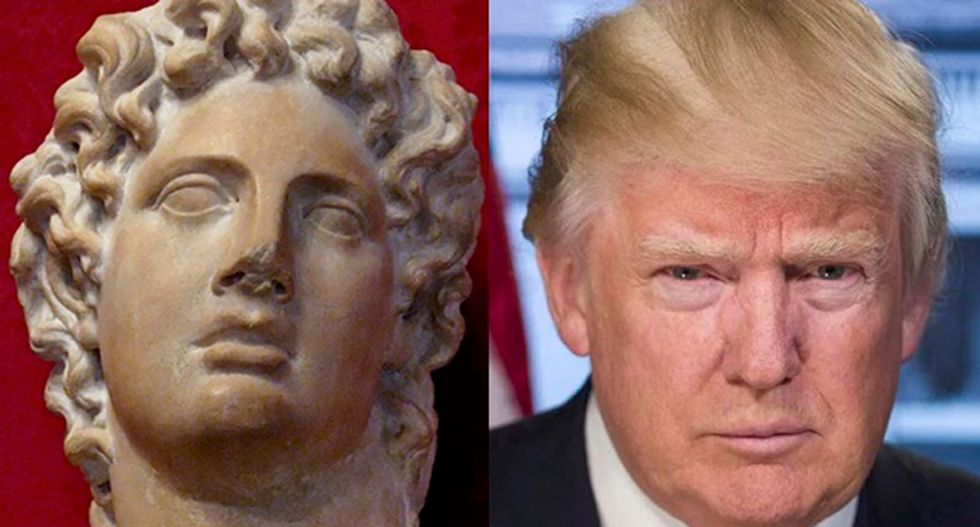 Meet Alcibiades: The privileged, narcissistic Trump of Ancient Greece