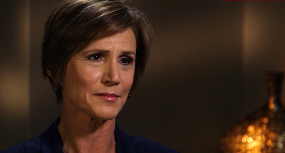 Sally Yates torches Jeff Sessions' disturbing new plan to incarcerate low-level drug offenders