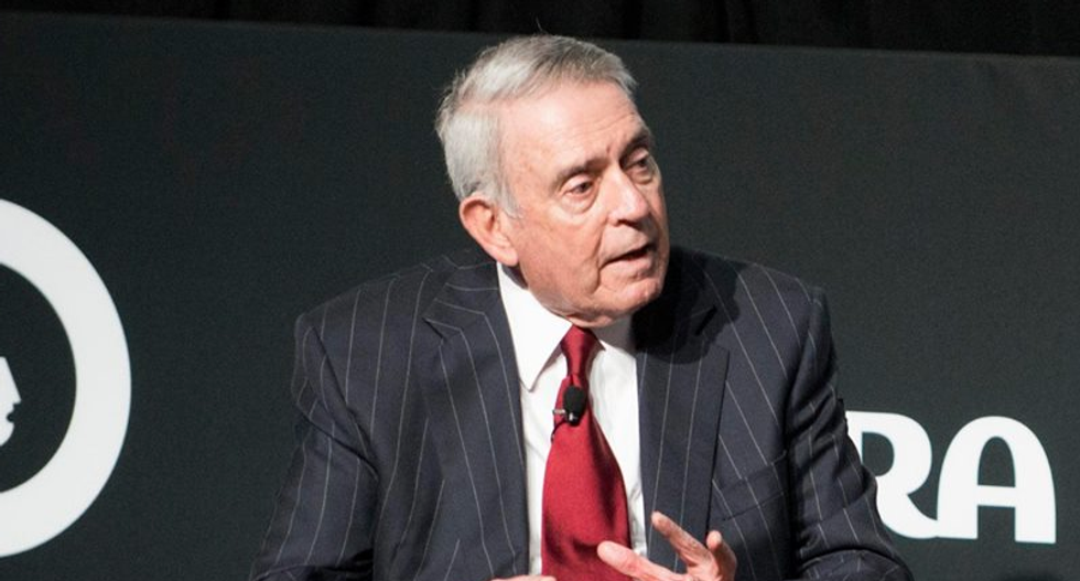 Dan Rather nails Donald Trump for his 'incoherent tweets' that keep the US in constant anxiety