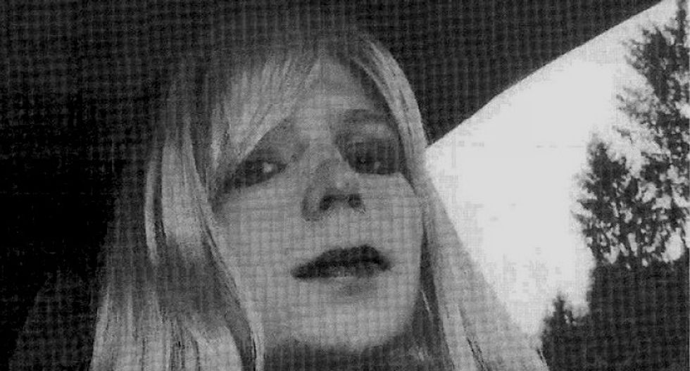 Chelsea Manning leaves US prison seven years after giving secrets to WikiLeaks