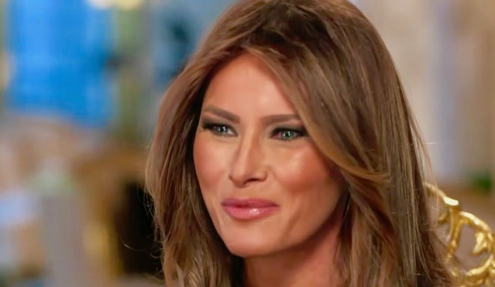 'Knife fighter' Melania grabs more power as White House infighting nears 'Civil War-like levels': report