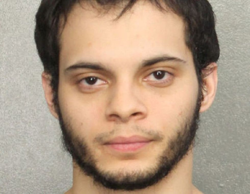 Florida airport shooting suspect indicted on 22 criminal counts