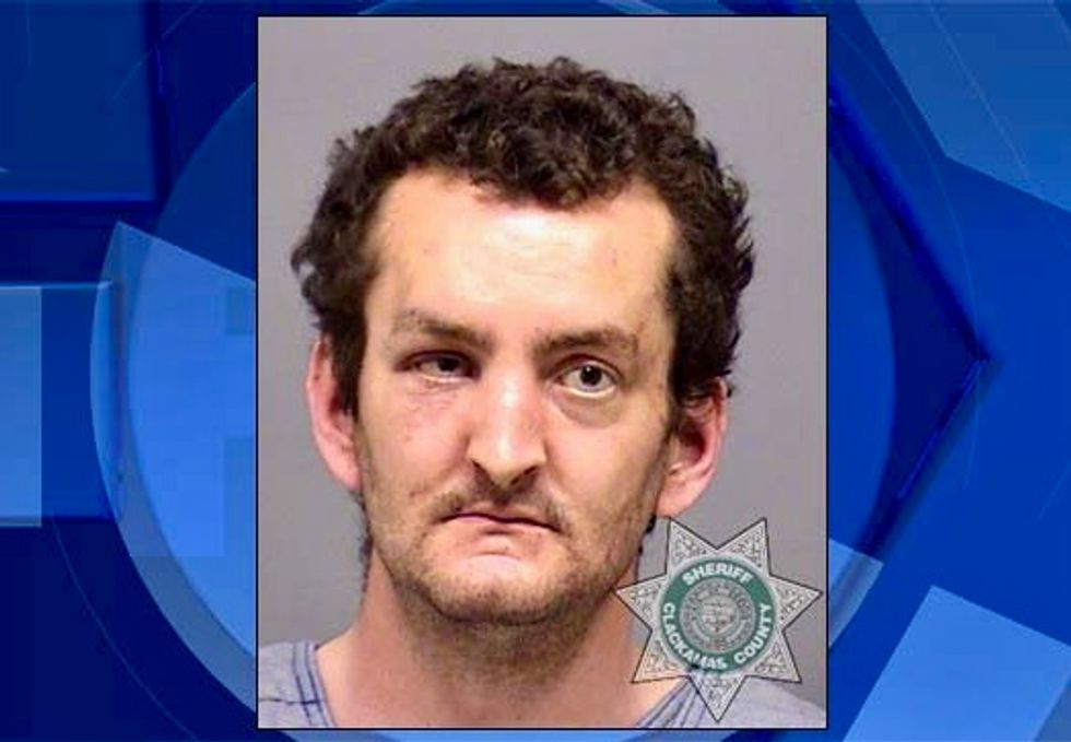 Oregon man charged with decapitating mom on Mother's Day