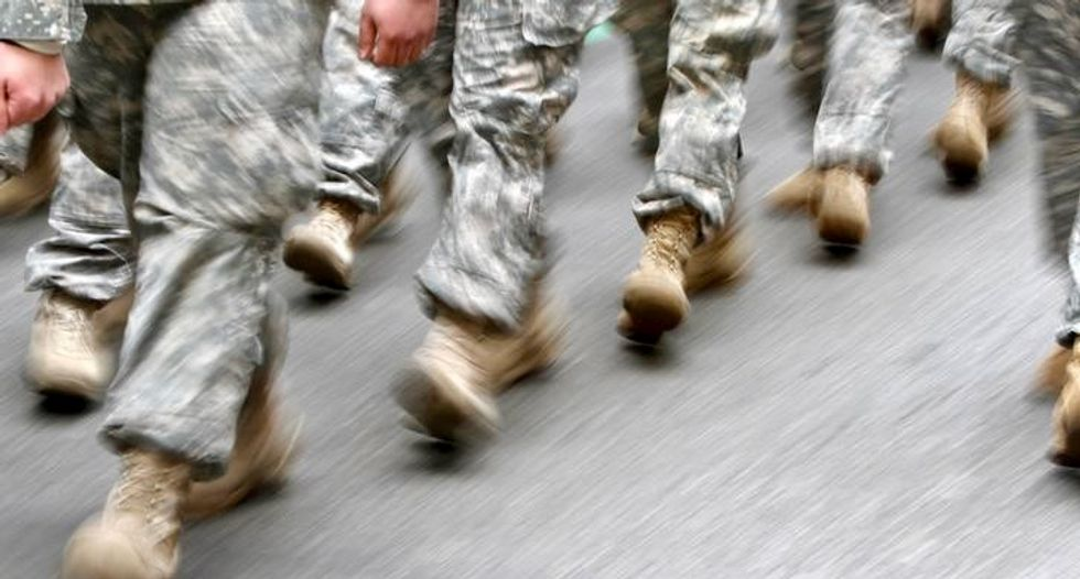 Most US troops kicked out for misconduct had mental illness: study