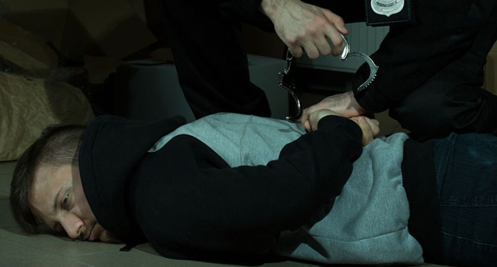 BUSTED: Newly released video shows Hartford cop stomping on handcuffed suspect's head