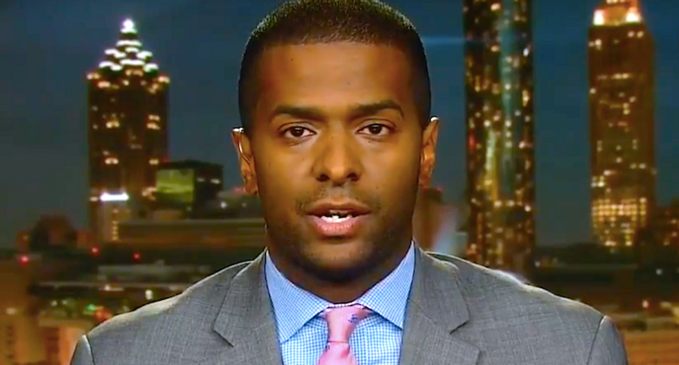 'They've made their bed': CNN's Bakari Sellers says it's too late for Ben Sasse to renounce Trump