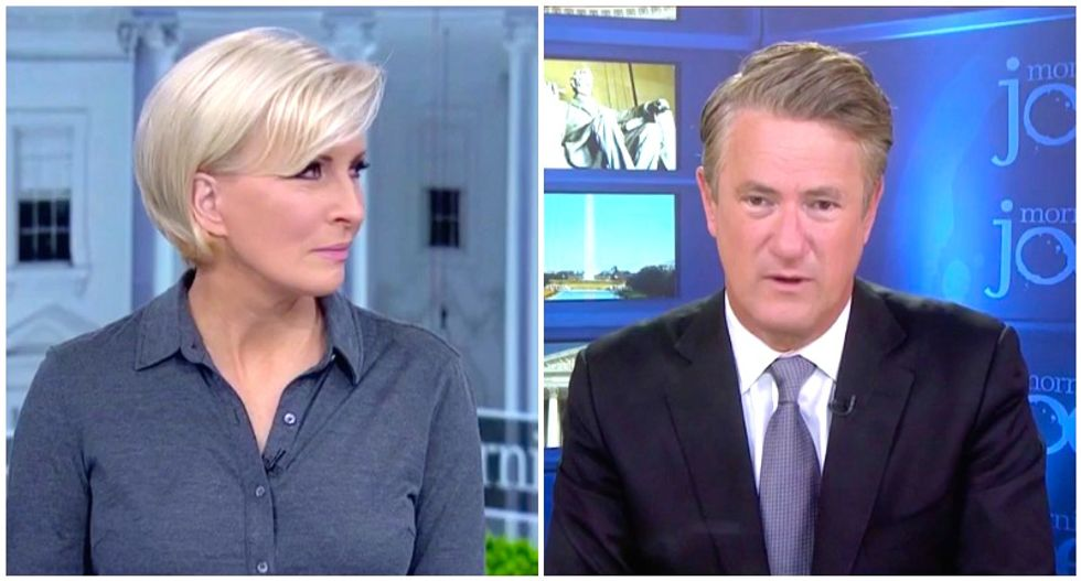 Morning Joe explains why first lady's Giuliani smackdown shows Melania believes Stormy Daniels
