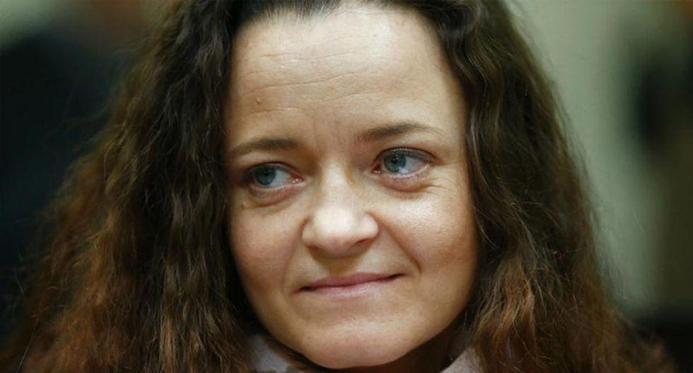 Neo-Nazi suspect denies role in German killing spree targeting immigrants