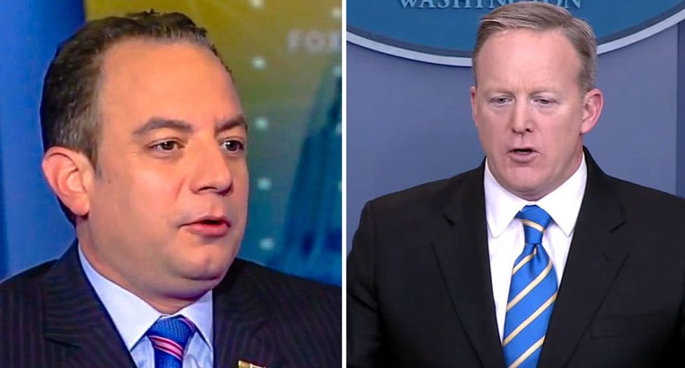 'He treated them like crap': Former employee warns Trump not to expect loyalty from Spicer and Priebus