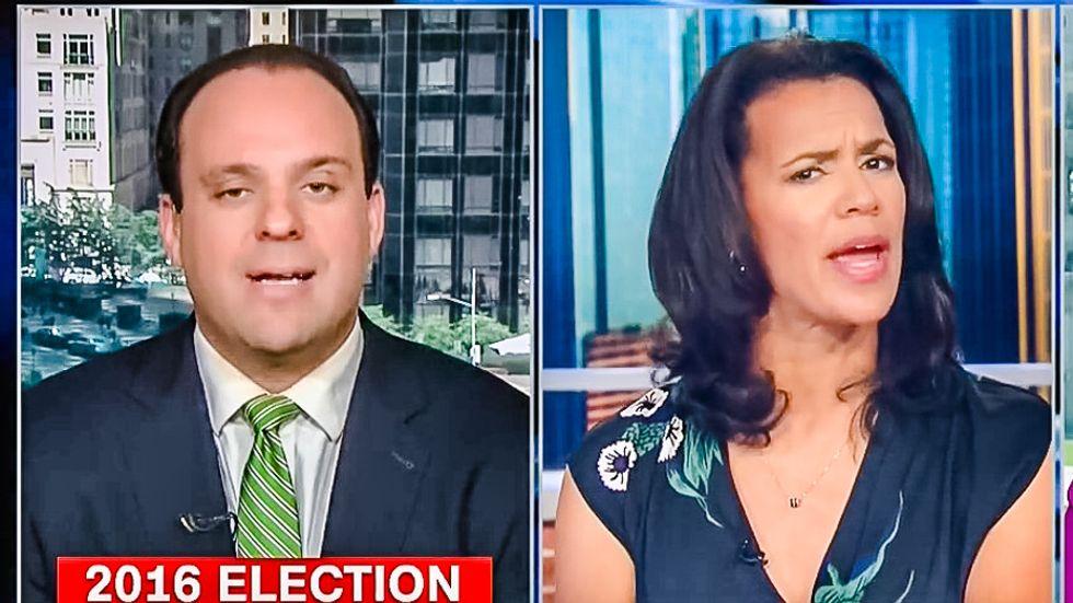 'Make sure America stays America': Trump adviser explains immigration 'plan' to dubious CNN host