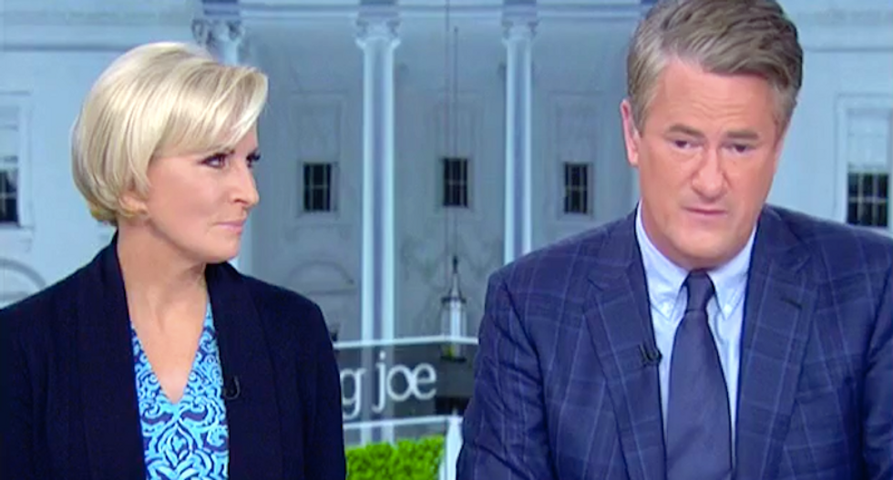 Morning Joe accuses Trump of acting as Putin puppet: 'This conspiracy seems to be in plain sight'