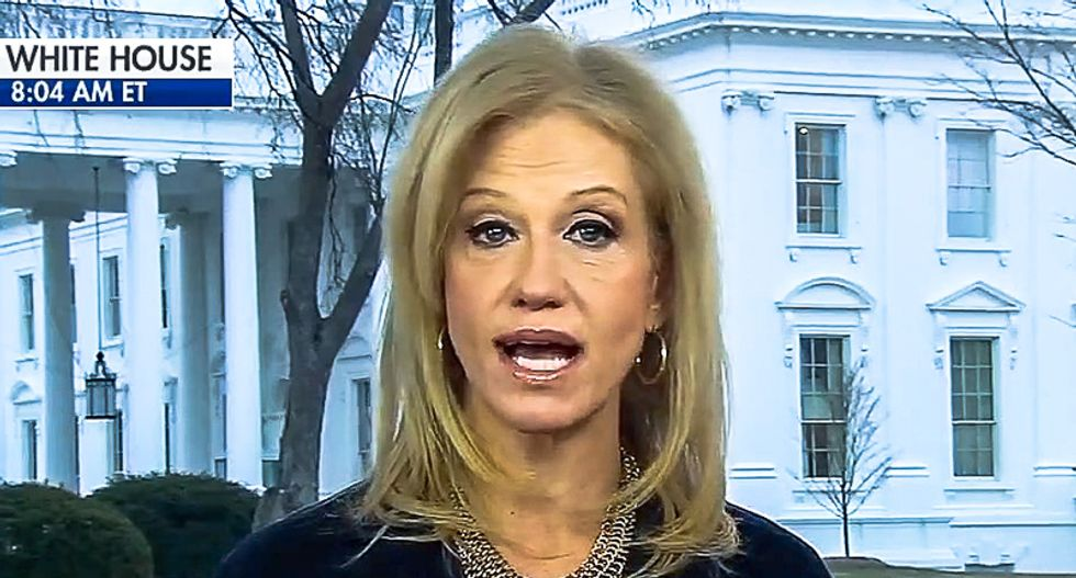 Kellyanne Conway close to accepting role as White House Communications Director: report