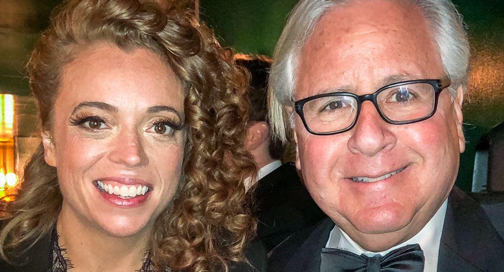 'It's not her job to behave': Veteran journalist Howard Fineman schools colleagues for bemoaning Michelle Wolf