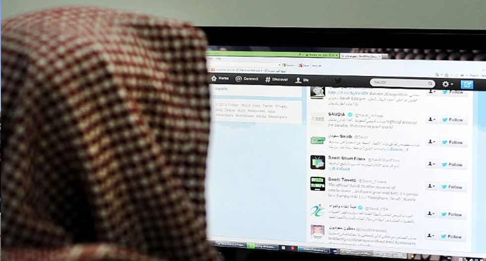 Mysterious Saudi whistle-blower reappears on Twitter after account suspension