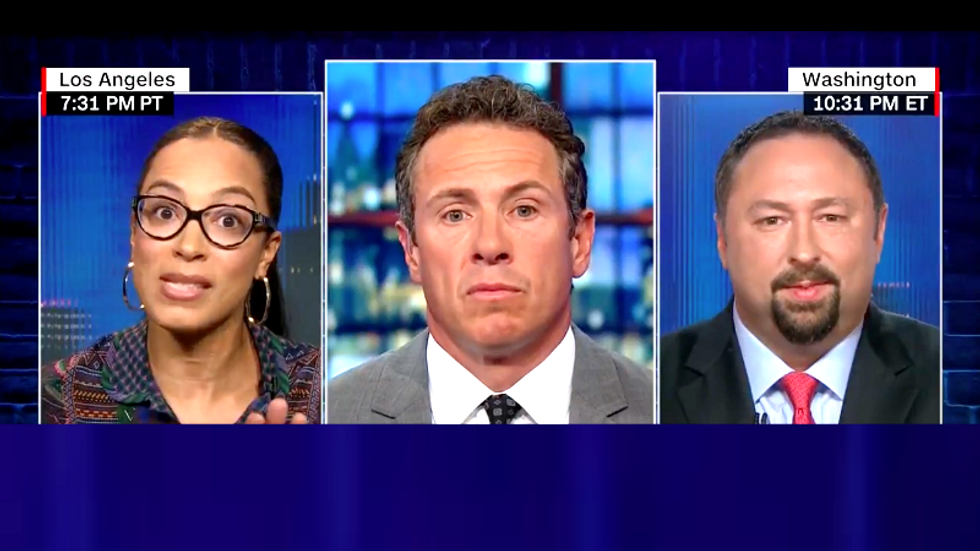 'You can't handle this!': Angela Rye bashes Jason Miller over weak attempt to defend ICE child detention