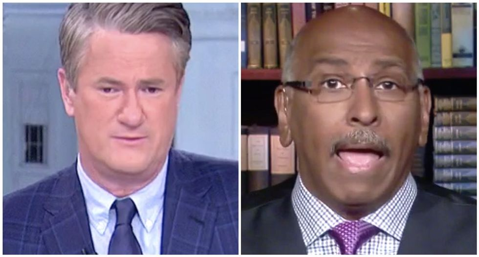 Morning Joe nails Paul Manafort as Russian 'agent' -- and ex-RNC chair says collusion was obvious in 2016