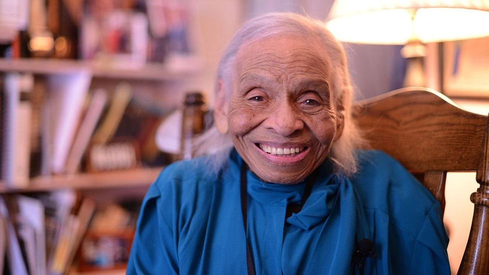 Last survivor of the 1921 Tulsa Race Riot -- and the first black woman to join the Coast Guard -- dies at 103