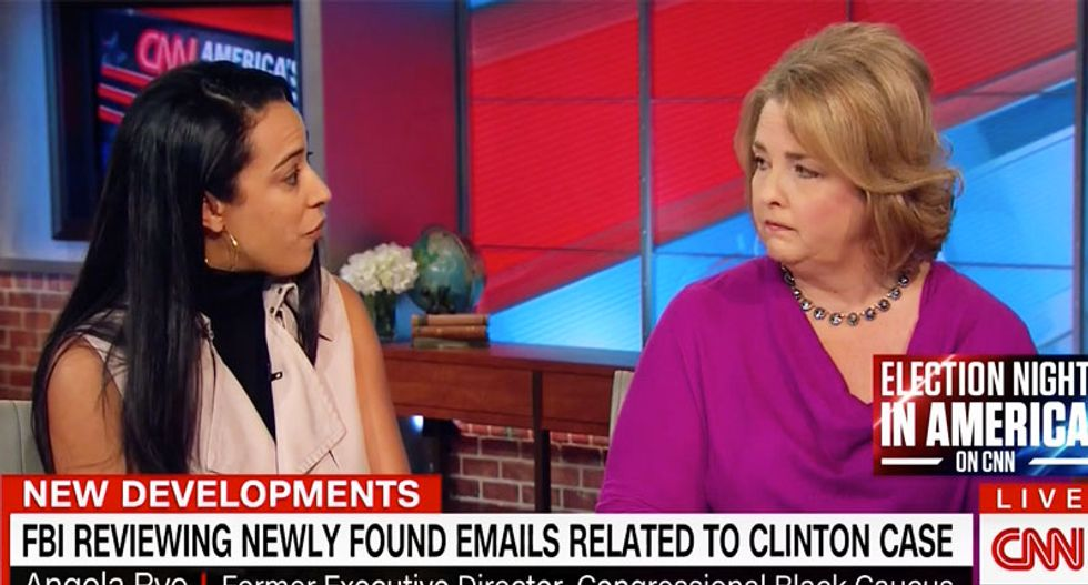 Angela Rye schools Trump booster questioning FBI investigation: Now you know how Black Lives Matter feels