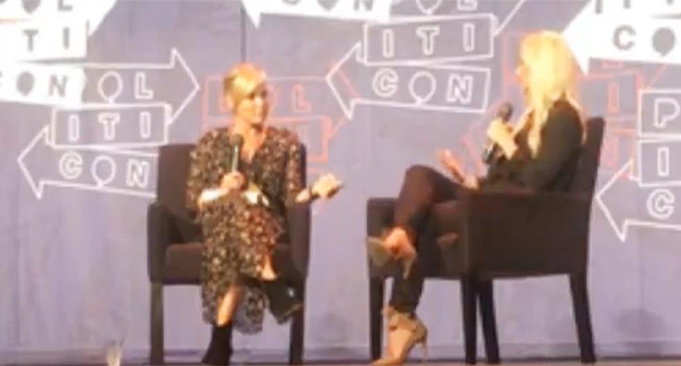 WATCH: Chelsea Handler debates Tomi Lahren at #Politicon2017