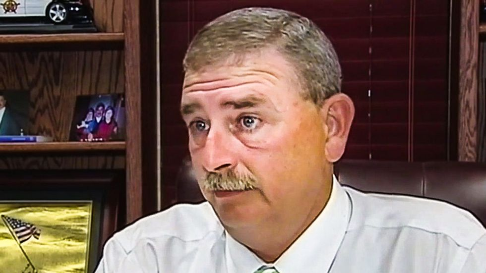 SC sheriff compares NAACP to the KKK: 'The most racist people in America are minorities'