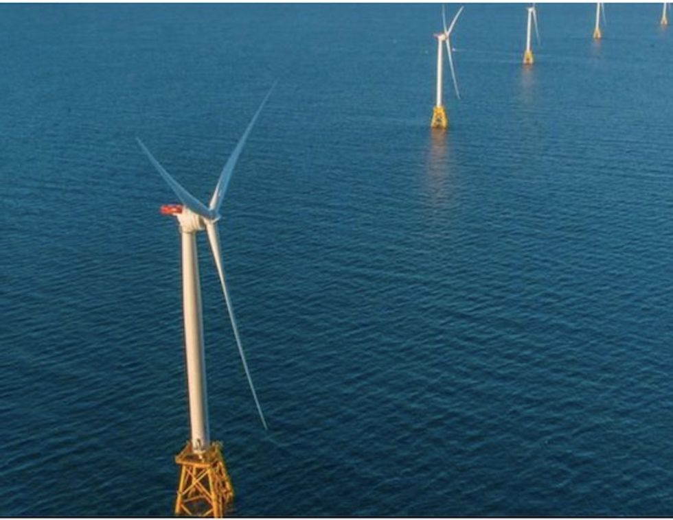 Trump effort to lift US offshore wind sector sparks interest - from Europe